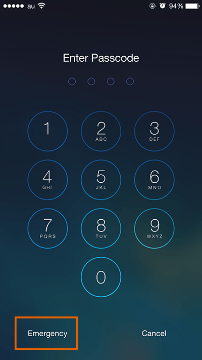 「iPhoneロック画面」の画像検索結果