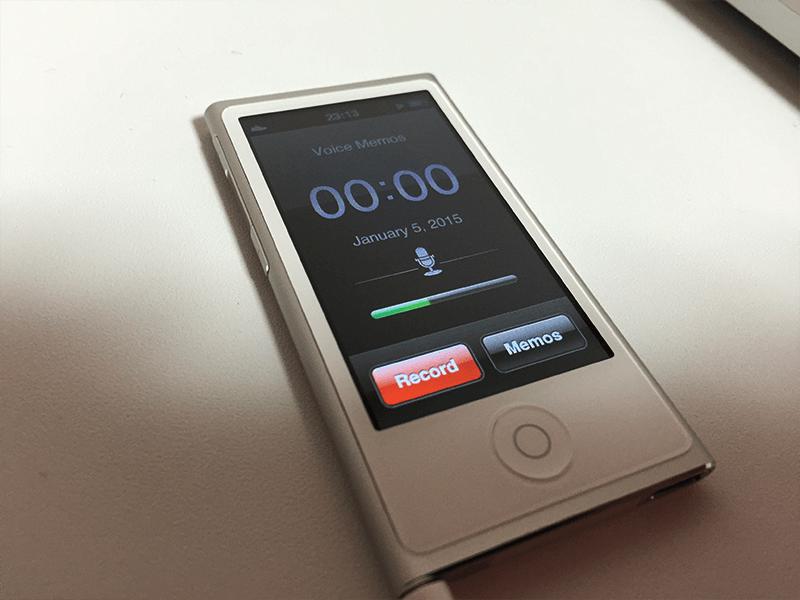 iPod nano-3