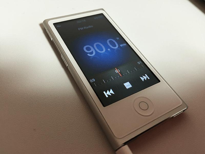 iPod nano-4