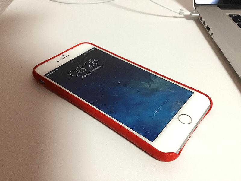 iPhone-機種変更