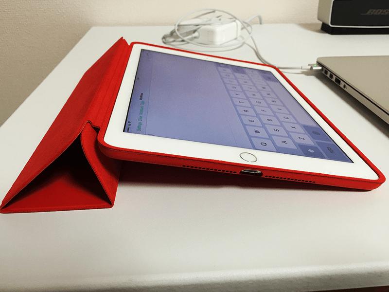 iPad Air 2-スマートケースレビュー-2