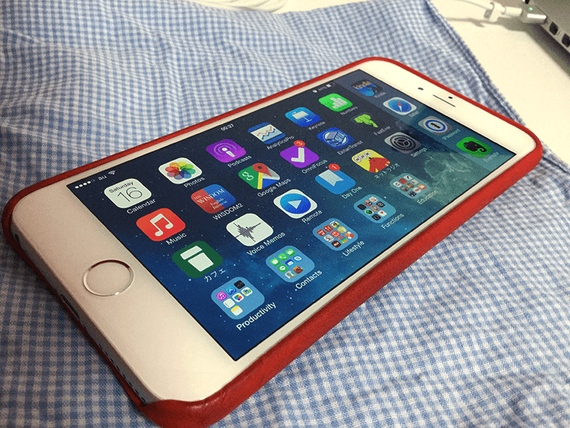 iPhone 6 Plus-レビュー-1
