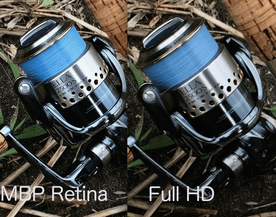 Retina Mac-Full HD-見え方-比較-Aperture