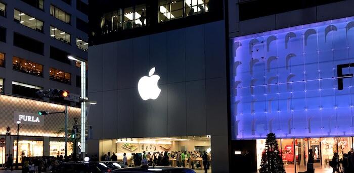 Apple Store銀座店行き方