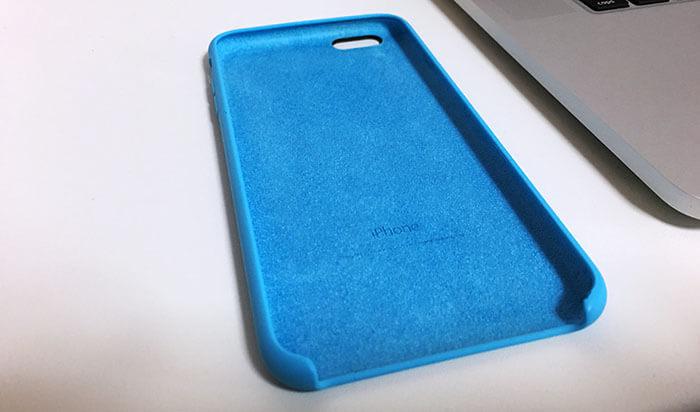 IPhone シリコンケース 半年感想 1