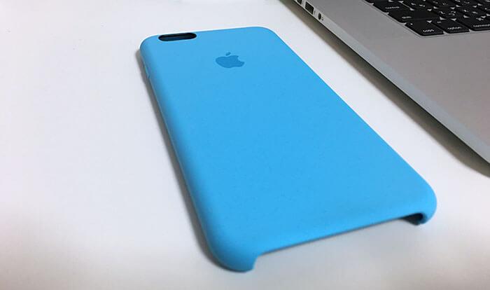 IPhone シリコンケース 半年感想 2