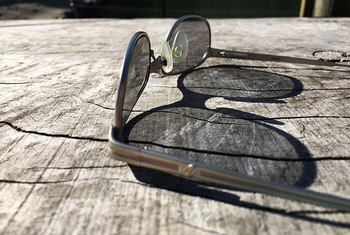 Zeal Optics Ignite Ti+タレックス トゥルービュー 2