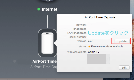 Time Capsule update 3