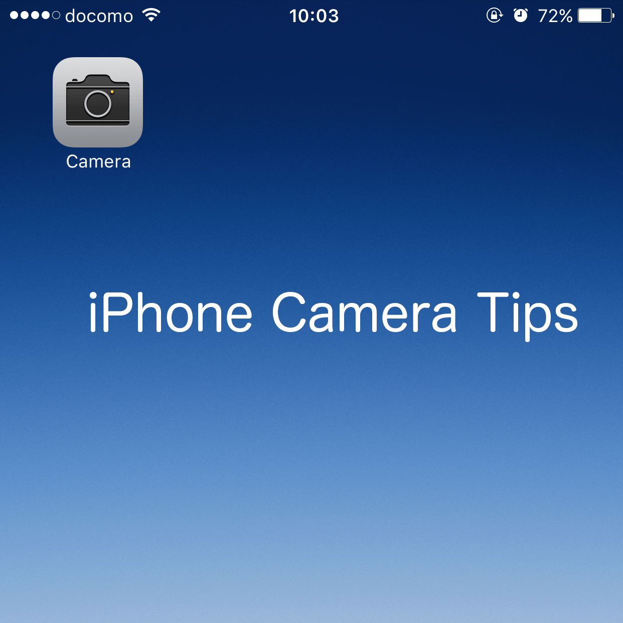 iPhone-Camera-Tips