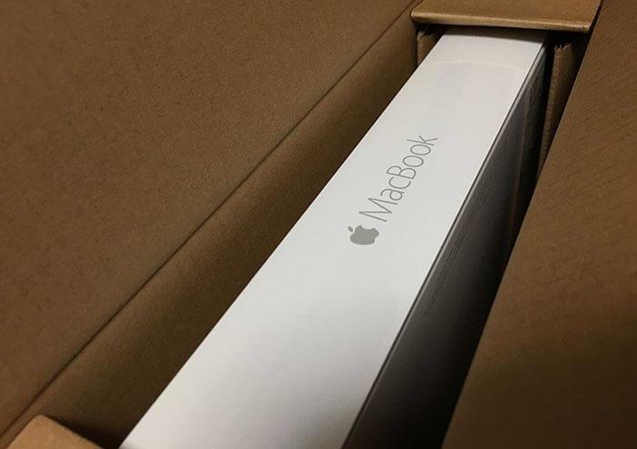 MacBook 開封の儀 1