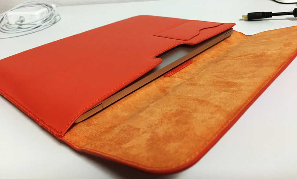 Snugg MacBook ケース 3