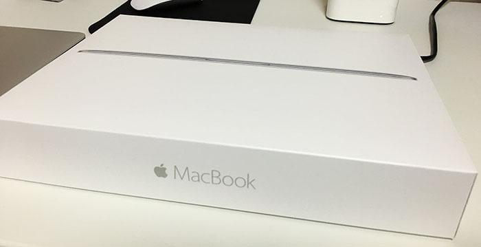 MacBook 開封の儀 2