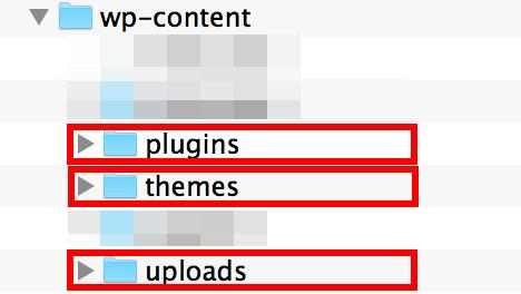 WordPress サーバー引越し 1