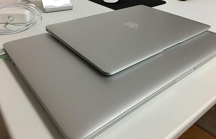 MacBook 開封の儀 5