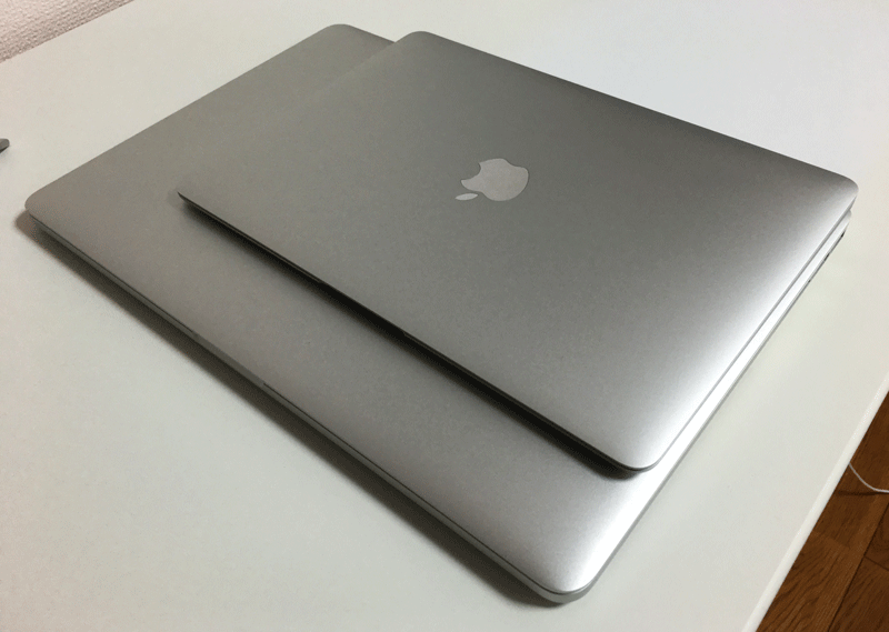 MacBook Early2016 レビュー 2