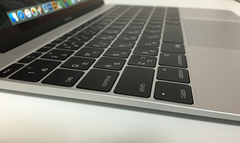 MacBook Early2016 レビュー 7