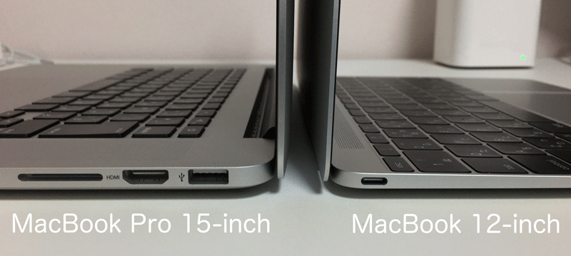 MacBook Early2016 レビュー 3