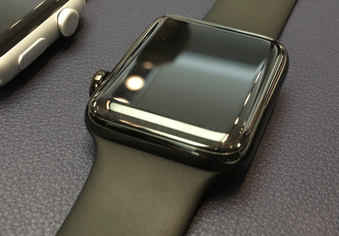Apple Watch impression 4