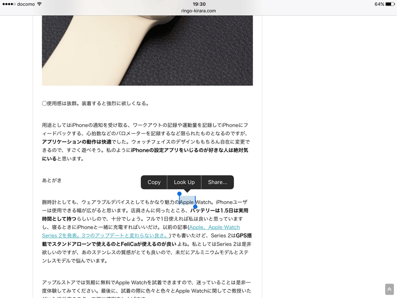 IPad Dictionary 4