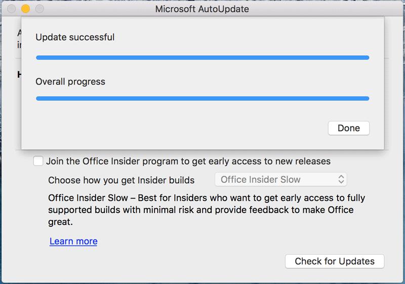 Mac Office アップデート3