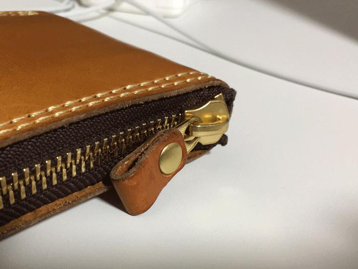 HERZ-二つ折りファスナー財布-レビュー-2