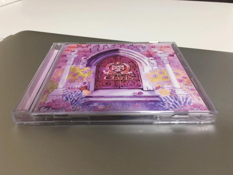 ClariS 4thアルバム Fairy Castle レビュー 1