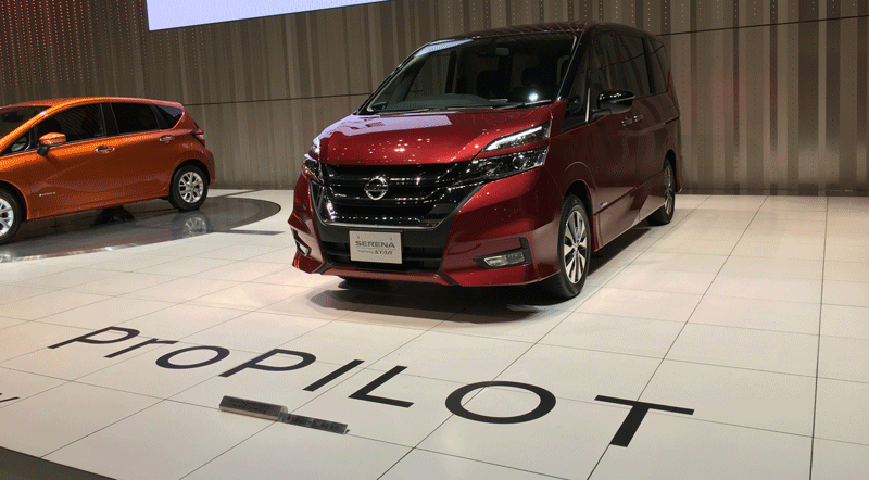 NISSAN GALLERY 5