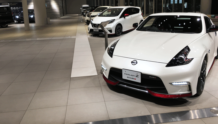 NISSAN GALLERY 6