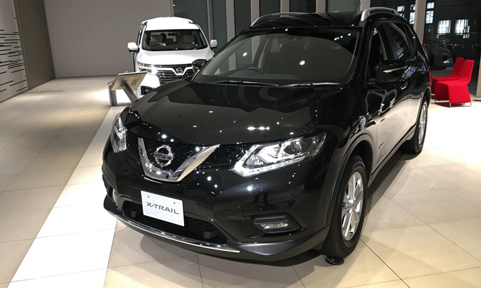 NISSAN GALLERY 7