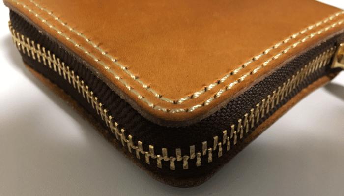 HERZ-二つ折りファスナー財布-レビュー-3