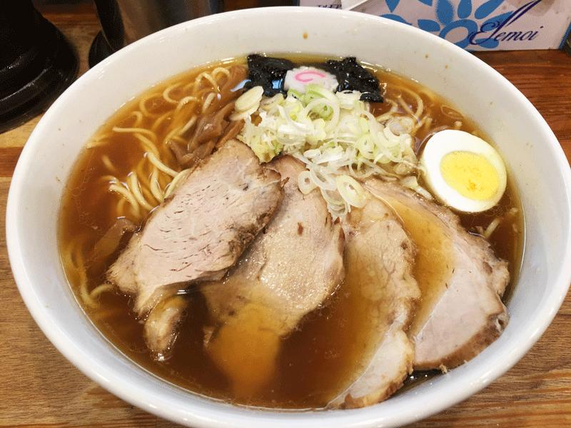 横浜駅西口方面にある美味しいラーメン屋さん 東池袋大勝軒 横濱西口店