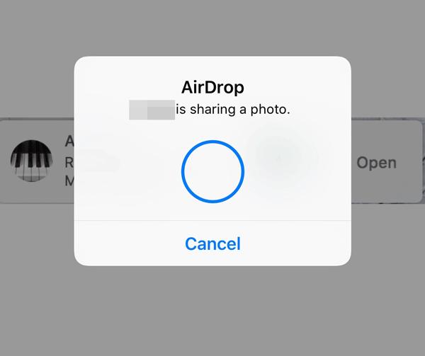 AirDropでiPhone iPad とMac間でファイルを送受信する方法 7
