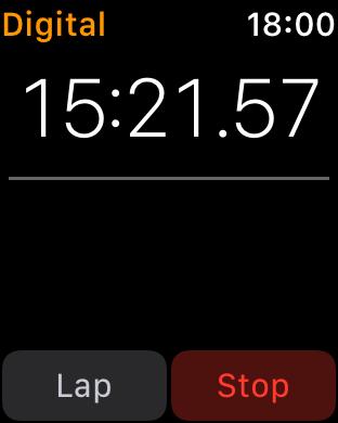 Apple Watch活用術 ストップウォッチ機能で読書の時間をコントロールしよう 2