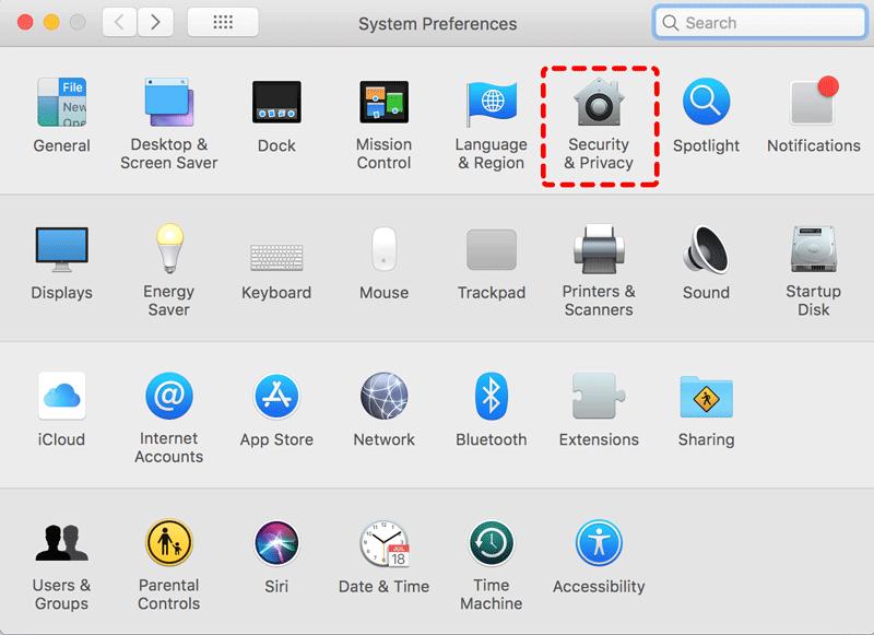 Apple Watchを使ってMacをアンロックする方法 1
