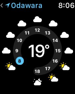 Apple Watchを1日使ってもバッテリーの減少は25 程度 2