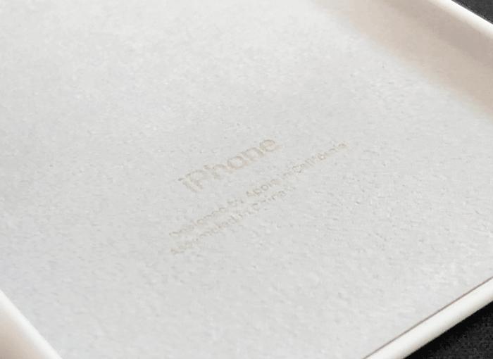 レビュー Apple純正 iPhone Xシリコーンケース 9