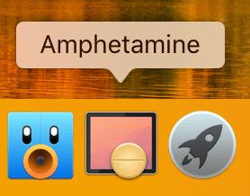 Caffeineの代用アプリAmphetamineでMacのスリープを防ぐ