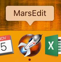 MarsEditの初期設定と HTMLタグのショートカット追加方法