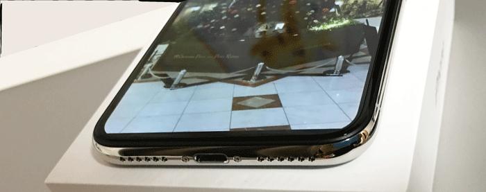 開封の儀とフォトレビュー iPhone Xがやっと届きました 11