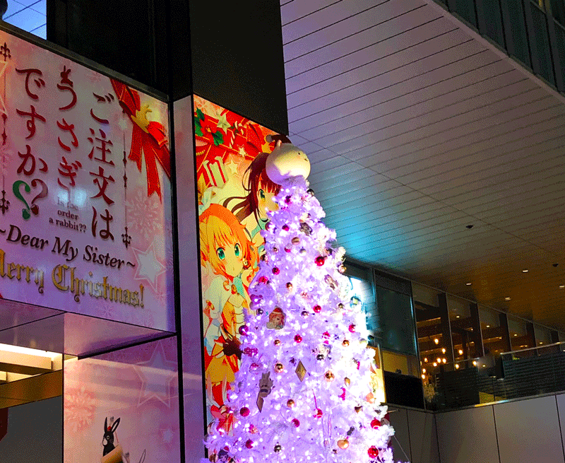 2017 ごちうさツリー 2
