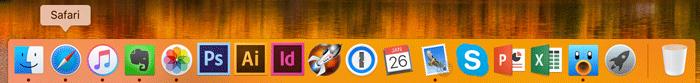 Mac スポットライト機能を使って瞬時にアプリを立ち上げよう 1