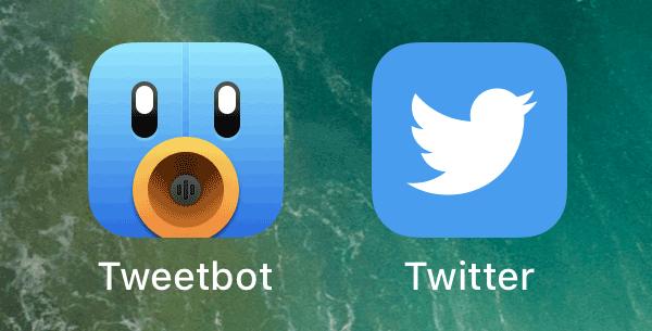 Twitterの見た目は ひとつ とは限らない クライアントの違い
