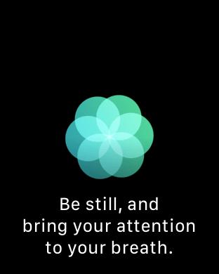 Apple Watchをマインドフルネス深呼吸に使う 2 1 2