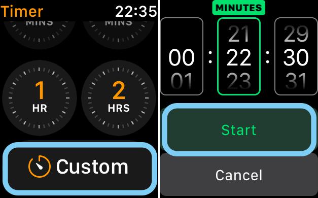Apple Watchのタイマー機能の使い方とメリット 3